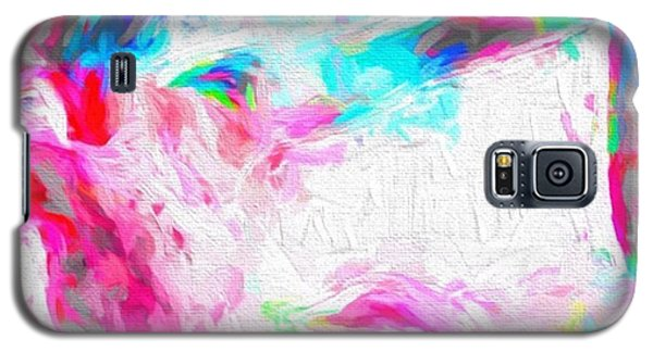 @nude_yogagirl #nudeyogagirl Galaxy S5 Case by David Haskett
