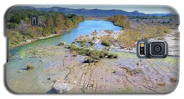 Nueces River Galaxy S5 Case