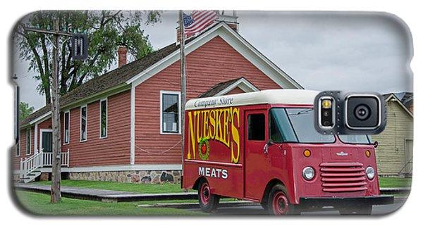 Nueske Meat Store Galaxy S5 Case by Susan  McMenamin