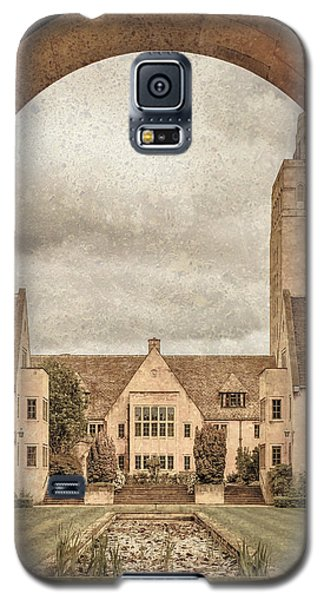 Galaxy S5 Case featuring the photograph Oxford, England - Nuffield College by Mark Forte
