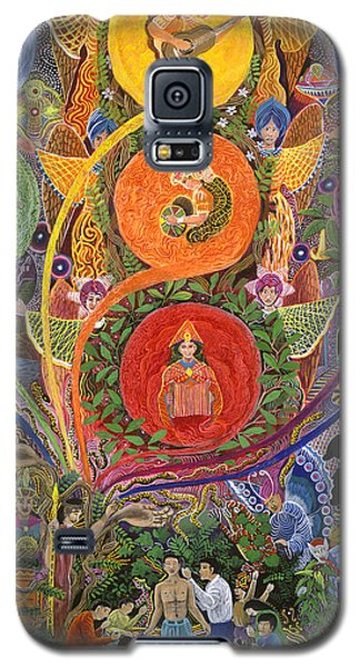 Nukno Maschashka  Galaxy S5 Case