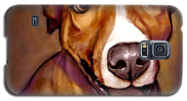 Number One Fan Galaxy S5 Case by Sean ODaniels