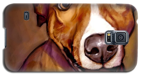 Portraits Galaxy S5 Case - Number One Fan by Sean ODaniels