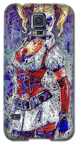 Nurse Harley Quinn Galaxy S5 Case