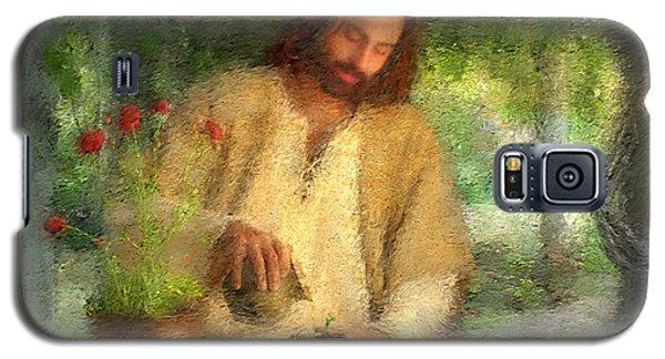 Religious Galaxy S5 Case - Nurtured By The Word by Greg Olsen