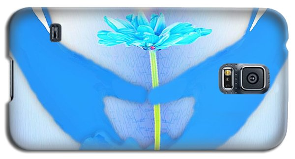 Nurturing Galaxy S5 Case