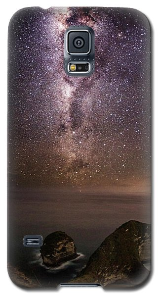 Nusa Penida Beach At Night Galaxy S5 Case