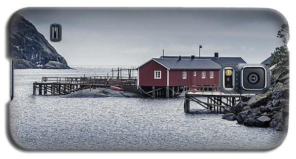 Nusfjord Rorbu Galaxy S5 Case