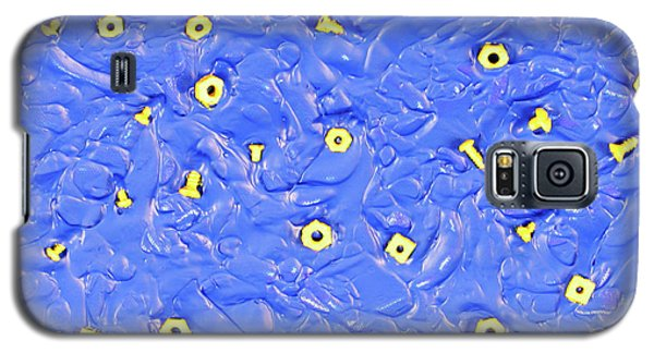 Galaxy S5 Case featuring the painting Nuts And Bolts by Thomas Blood
