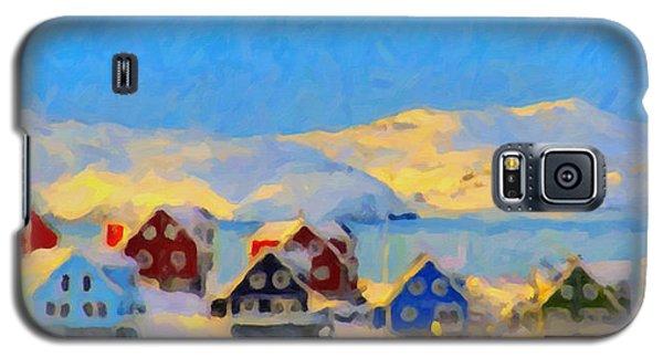 Nuuk, Greenland Galaxy S5 Case