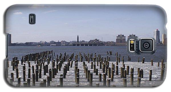 New York City Piers  Galaxy S5 Case
