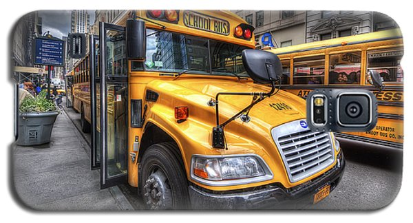 Nyc School Bus Galaxy S5 Case