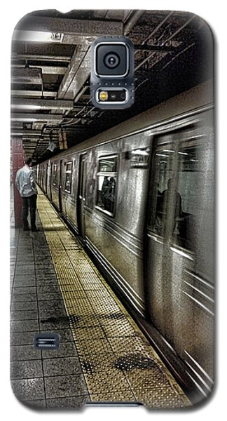 Nyc Subway Galaxy S5 Case by Martin Newman