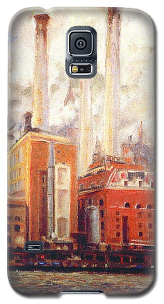 Nyc- View From East River  Galaxy S5 Case