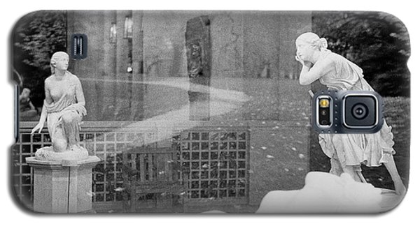Nyc Whispering Statues Galaxy S5 Case