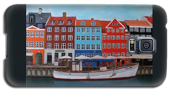 Nyhavn Copenhagen Galaxy S5 Case