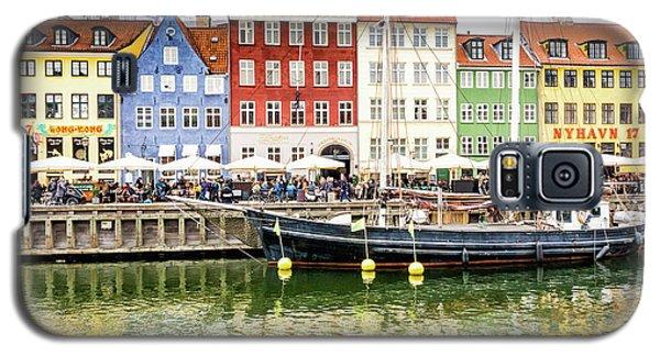 Nyhavn, Copenhagen Galaxy S5 Case
