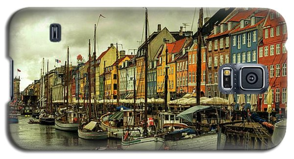 Nyhavn In Copenhagen Galaxy S5 Case