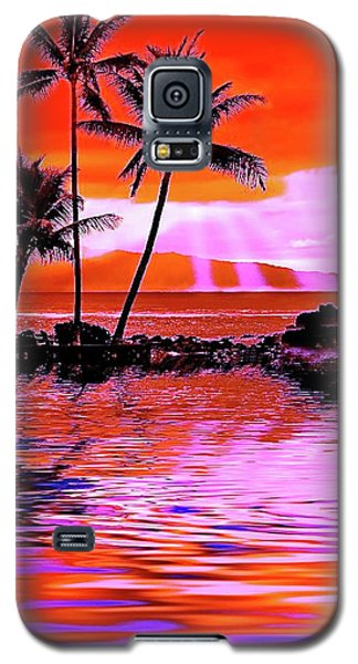 Oahu Island Galaxy S5 Case