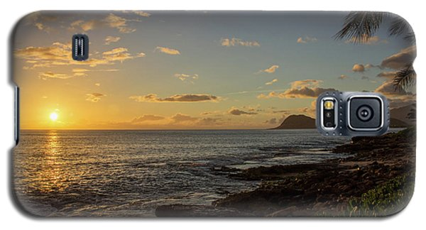 Oahu Sunset Galaxy S5 Case by RKAB Works