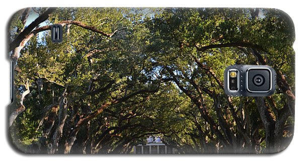 Oak Alley Plantation Galaxy S5 Case