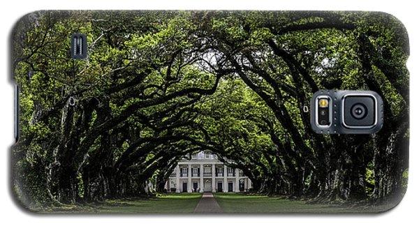Oak Alley Plantation, Vacherie, Louisiana Galaxy S5 Case