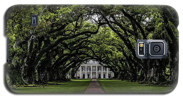 Oak Alley Plantation, Vacherie, Louisiana Galaxy S5 Case