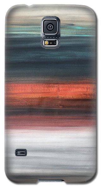 Oak Creek #30 Southwest Landscape Original Fine Art Acrylic On Canvas Galaxy S5 Case