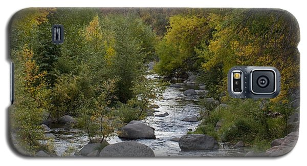 Galaxy S5 Case featuring the photograph Oak Creek Canyon by Joshua House