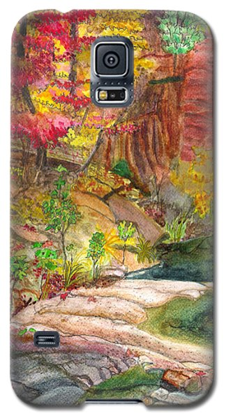 Oak Creek West Fork Galaxy S5 Case