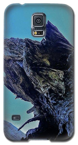 Oak Stump Galaxy S5 Case