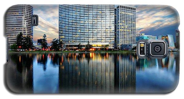 Oakland, California Cityscape Galaxy S5 Case
