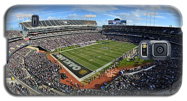 Oakland Raiders O.co Coliseum Galaxy S5 Case