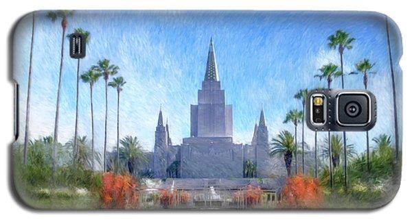 Oakland Temple No. 1 Galaxy S5 Case