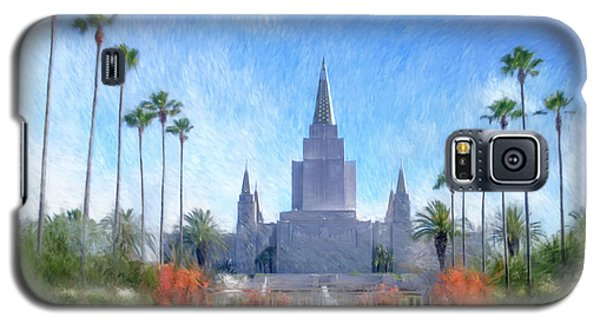 Oakland Temple No. 1 Galaxy S5 Case