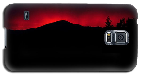 Oakrun Sunset 06 09 15 Galaxy S5 Case