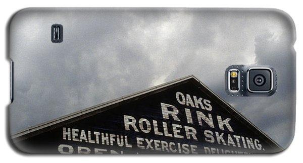 Oaks Skating Rink Galaxy S5 Case