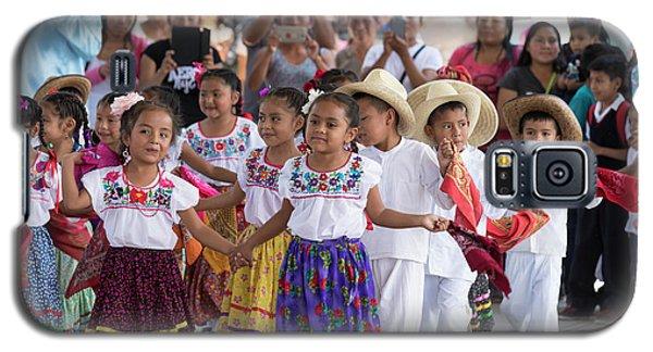 Oaxacan Heritage Fair Galaxy S5 Case