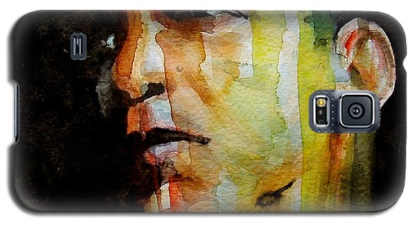 Obama Galaxy S5 Case by Paul Lovering