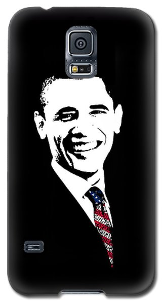 Barack Obama Galaxy S5 Case - Obama Graphic by War Is Hell Store