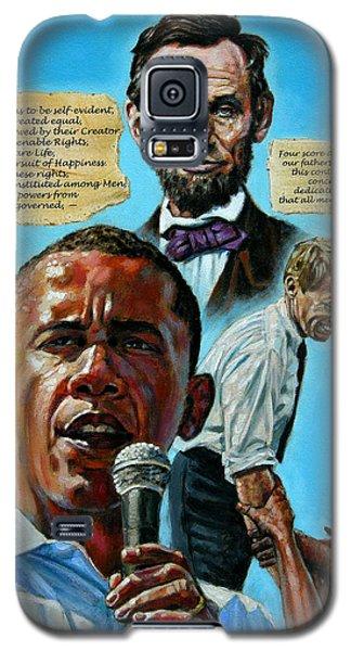 Obamas Heritage Galaxy S5 Case