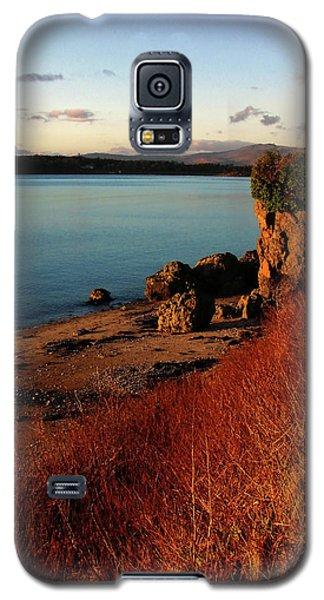 Oban Sunset Galaxy S5 Case