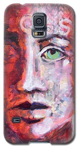 Observe Galaxy S5 Case by Mary Schiros