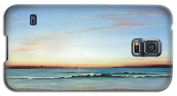 Obx Sunrise Galaxy S5 Case by Albert Puskaric