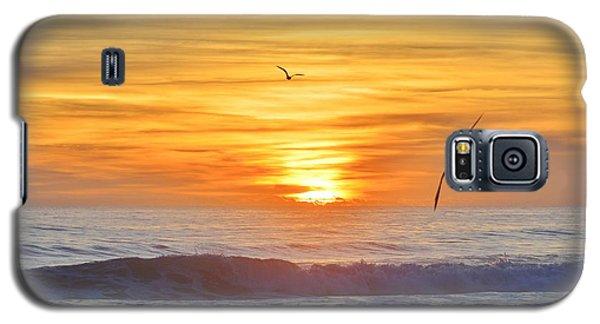 Coquina Beach Galaxy S5 Case