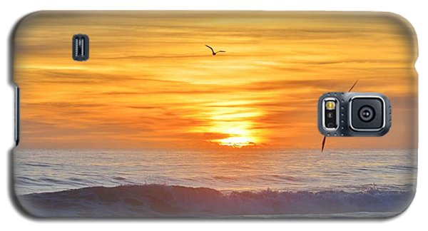 Coquina Beach Galaxy S5 Case