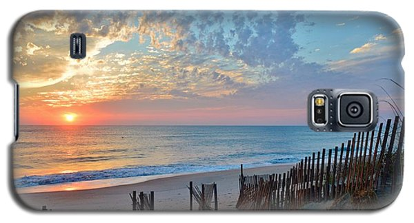 Obx Sunrise September 7 Galaxy S5 Case