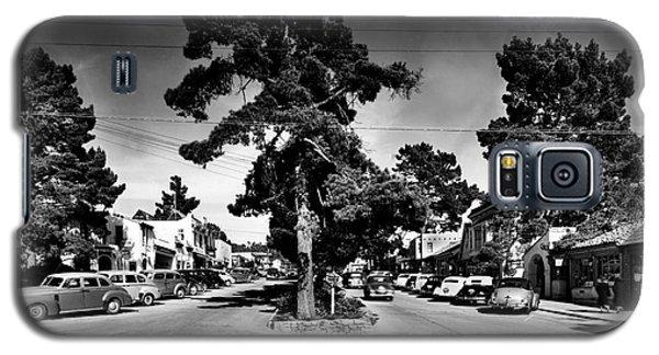 Ocean Avenue At Lincoln St - Carmel-by-the-sea, Ca Cirrca 1941 Galaxy S5 Case