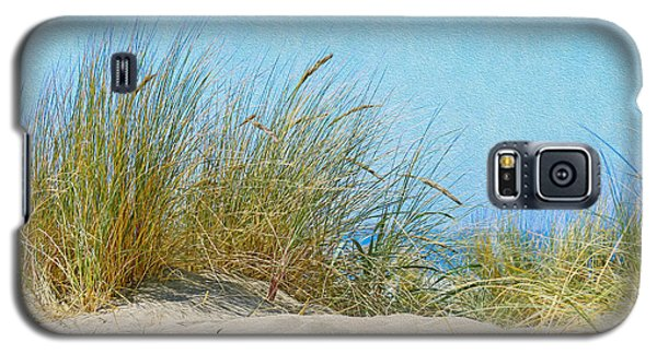 Ocean Beach Dunes Galaxy S5 Case