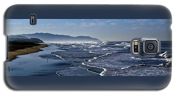 Galaxy S5 Case featuring the photograph Ocean Beach San Francisco by Steve Siri